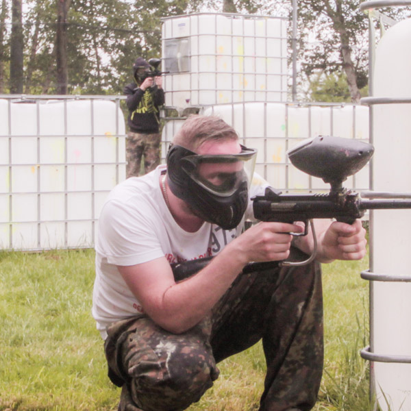 Paintball in Ostfriesland